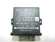 AUDI A3 8P XENON HEADLIGHT HEAD LAMP CONTROL MODULE UNIT 8P0 907 357 C REF322