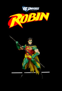 "DC Universe Classics Dynamic Duo 2 Pack: ROBIN Tim Drake 6"" Batman Comics Figure"