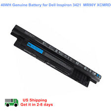 Genuine MR90Y XCMRD Battery Inspiron 14 15 V1YJ7 X29KD FW1MN XRDW2 40WH Dell