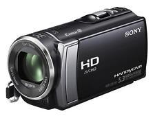 Sony Handycam HDR-CX200E Camcorder - Digital HD Videokamera mit 16 GB SDHC Card