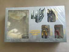 BLUFANS | TRANSFORMERS AGE OF EXTINCTION | Boxset | Steelbook Tripack Blu-ray