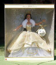 Happy Holidays 2000 Barbie Doll