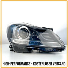 Bi-Xenon Hauptscheinwerfer für Mercedes C Klasse W204 Vorne Rechts A2048203639