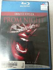 Prom Night Blu ray only NO DVD or Digital copy included