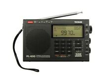 Tecsun PL-600 SSB PLL World Band Radio Receiver FM/MW/SW  << BLACK >>