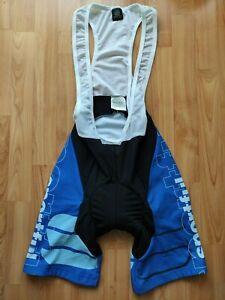 Sportful Men's Thermal Cycling Bib Shorts With Chamois Size: L NEW!