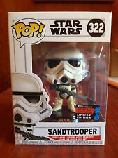 Funko pop! sandtrooper #322# star wars-NYCC 2019 limited edition exclusive