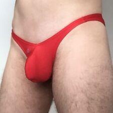 Bikini-Slip / Tanga von JOE SNYDER (Rot, Gr. S) (Gay / Fetisch)