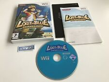 Lost In Blue Shipwrecked - Nintendo Wii - PAL FR - Avec Notice