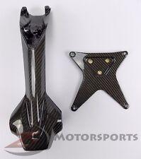 Ducati 899 959 1199 1299 Panigale Rear License Plate Holder Mount Carbon Fiber