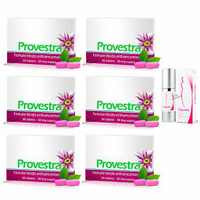 6 PROVESTRA Pills Her BEST Female Libido Solution Better Drive + Vigorelle