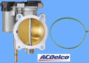 Fuel Injection Throttle Body OEM GM ACDELCO 12616438 W. Actuator Seal