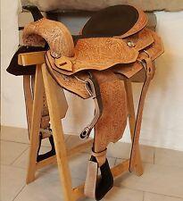 Westernsattel für breite Pferde Kaltblut und grosse Reiter