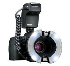 Nissin Mf18 macro anillo Flash - Nikon
