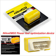 New OBDII OBD2 Plug and Drive OBD2 performance chip Tuning Box for Benzine cars