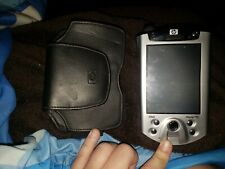 Hp iPaq H5555 Pocket Pc w/ case *Parts Only