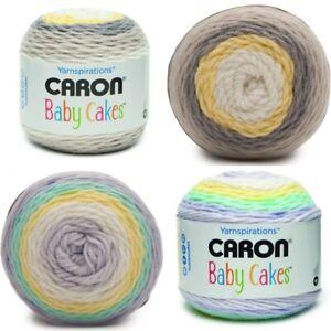 [BUY 10 GET 25% OFF] Caron Baby Cakes Aran Yarn 100g