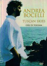 Andrea Bocelli - Tuscan Skies (Cieli di Toscana)  DVD-9