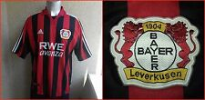 Bayer 04 Leverkusen Germany 2001-2002 Home football shirt XL jersey Adidas