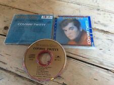 conway twitty-treasure chest-6 track cd polydor canada 1988