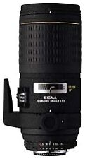 Sigma SLR Camera Lens for Pentax
