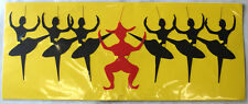 Flensted H.C. Andersen Ballet Modern Hanging Baby Mobile Art Free Shipping New