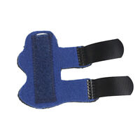 Finger Unterstützung Bandage Finger Bruch Klammer Schutz Schiene Korektur Pads