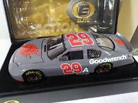 Action Elite Rcca 1:24 Kevin Harvick Test Car 1 Of 600 2005 Monte Carlo Elite