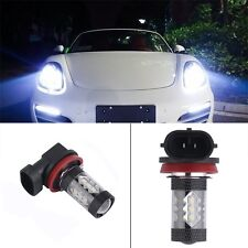 1920LM LED H11 DRL Fog Light LED High Power 80W Super White Projection DRL BE