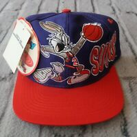 Vintage New Phoenix Suns Bugs Bunny Snapback Hat Cap by Logo 7