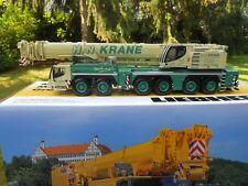 WSI MODELS 01-1433 LIEBHERR LTM 1350-6.1  HN. KRANE  (D) MINIATURE PARFAIT ETAT