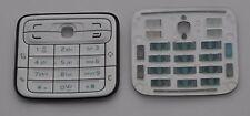 Original Nokia N73 Tastatur Weiß