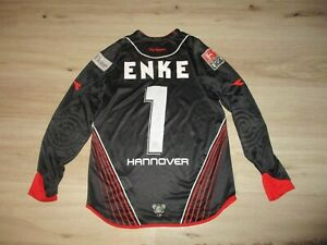 diadora HANNOVER 96 trikot #1 ENKE vintage oldschool shirt camiseta FC