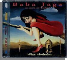 Baba Jaga - Dutch Language Children's Opera! New 1998 Import CD!