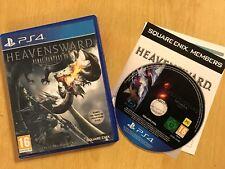 HEAVENSWARD - FINAL FANTASY XIV EXPANSION PACK PLAYSTATION 4 PS4 GAME