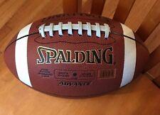 Spalding Advance Soft Tack Composite Football