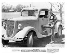 BUSTER AND BILLIE 8x10 still JAN-MICHAEL VINCENT & old Ford Pick Up -- j370