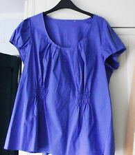 Womens Plus Size Purple Blouse/Top - Size 20 - BRAND NEW
