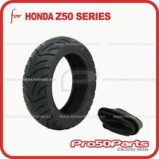 """Tyre & Tube 110/70-10"""" On-Road Motard Tyre for Honda Monkey Z50A, J, J1, R, G"""