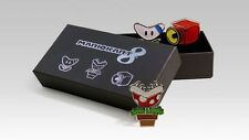 MARIO KART 8 BADGE GOODIES CLUB NINTENDO - Wii U -