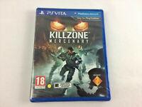 Playstation Vita (PS Vita) Killzone Mercenary - NEW/ SEALED, Free Shipping -