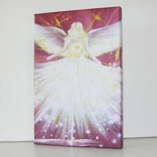 "Engelbild Leinwanddruck ""Wahre Liebe"" Druck Leinwand Schutz Engel Bild Wandbild"