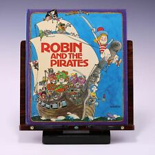 Robin and the Pirates by Isobel Quigly; 1974
