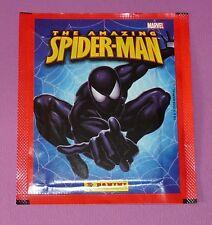PANINI THE AMAZING SPIDER-MAN 1 POCHETTE BUSTINA NEUVE 2008 MARVEL BUSTINA TÜTE