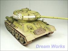 Award winner Built 1/35 t-34/85 + Details & PE brass
