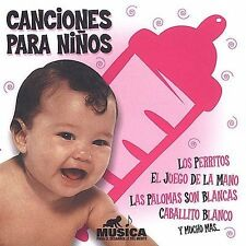 Various : Canciones Para Ninos CD