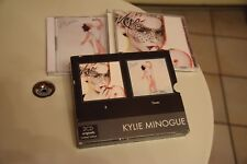 Kylie Minogue X & Fever 2CD Limited Edition Box EMI TOP