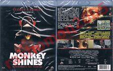 Blu-Ray MONKEY SHINES 1988 Jason Beghe John Pankow George A. Romero Region B NEW