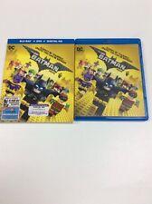 The LEGO Batman Movie Blu Ray + Digital HD Only, No DVD Included. Please Read!!