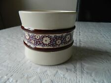 Vintage Carlton ware sugar bowl